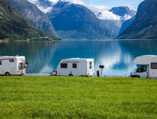 Family,Vacation,Travel,Rv,,Holiday,Trip,In,Motorhome,,Caravan,Car